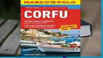 [Read] Corfu Marco Polo Pocket Guide (Marco Polo Travel Guides)  Best Sellers Rank : #4