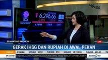 Dibuka Menguat, IHSG Kembali Melemah Seiring Bursa Asia