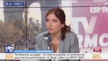 """Aurore Bergé sur la permanence LaREM saccagée à Perpignan: """"Se sont-ils posés la question de savoir s'il y avait quelqu'un à l'intérieur?"""""""