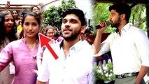 """""""என்னக்கு ரொமான்ஸ் வராது"""" - Dhruv Vikram Sings to MOP College Girls"""