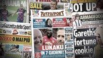 Samuel Umtiti sacrifié par le Barça, Manchester United fixe un ultimatum pour Romelu Lukaku