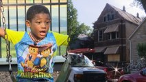 Bei Hausbrand: Fünfjähriger rettet Familie