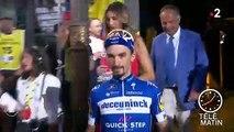 Tour de France : Julian Alaphilippe, nouveau chouchou des Français