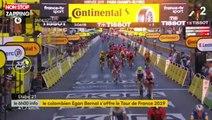 Tour de France 2019 : le Colombien Egan Bernal remporte la 106e édition (Vidéo)