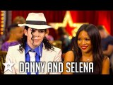 Michael Jackson Tribute Act on Britain's Got Talent 2018 - Got Talent Global