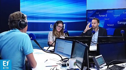 David Belliard - Europe 1 lundi 29 juillet 2019