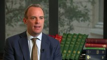 Raab: 'We will engage with Iran constructively'