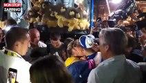 Tour de France 2019 – Julian Alaphilippe : Ses émouvantes retrouvailles avec sa mère (Vidéo)
