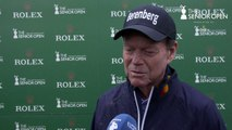 Tom Watson speaks after final ever competitive round of golf