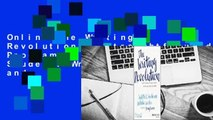 Online The Writing Revolution: A Straightforward Program to Help Your Students Write Well and