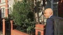 Javid leaves home as govt steps up no-deal preparations