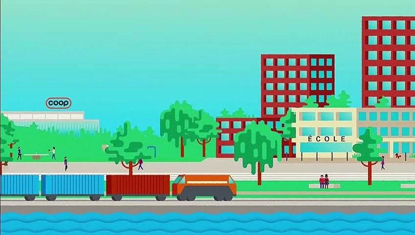 Quel urbanisme pour l'air de nos villes ? CineCité 4 avril 2019 3-4