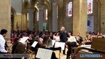 Concert seigneur des anneaux au Bois d'Oingt