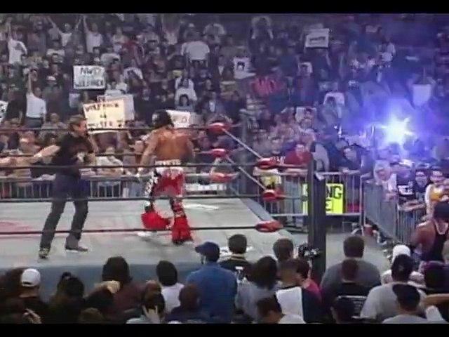 Bret Hart vs Randy Savage - WCW  Slamboree 1998