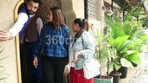Esha Deol in Casual Look Spotted at Bayroute Juhu | Watch