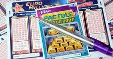 Elle tombe par hasard sur un billet d'Euromillions dans la rue et gagne 12 millions d'euros !
