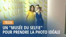 """À Budapest, un """"musée du selfie"""" pour prendre la photo idéale"""