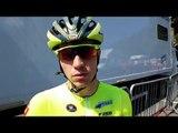 Tour de Wallonie - Etape 3 - Interview d'avant-course Lionel Taminiaux