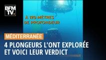 Ces 4 plongeurs ont exploré les fonds de la Méditerranée durant un mois, et voici leur diagnostic