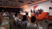 Rivera saca a los críticos de la Ejecutiva de Ciudadanos y coloca a Garrido y Mesquida