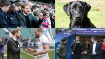 Prince Harry Says He Misses Playing Rugby: 'I'm Like a Labrador as Soon as I See a Rugby Ball'
