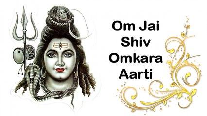 Shraddha Jain - Om Jai Shiv Omkara Aarti | Shiv Aarti | 1st Aarti at Babulnath Mandir Mumbai
