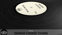RobJanssen - B-Interface (T78 Remix) - Official Preview (Autektone Records)