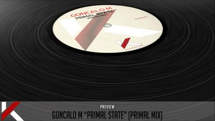 Goncalo M - Primal State (Primal Mix) - Official Preview (Autektone Dark)