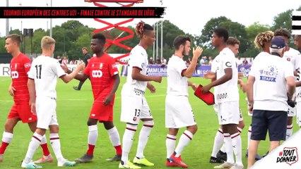 Le Stade Rennais F.C. finaliste du tournoi européen des Centres U21