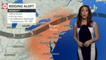 Waves of snow to move through Great Lakes region