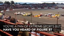 You're a fan of extreme sports but have you heard of Figure 8?