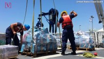 U.S. Coast Guard Seizes 26,000 Pounds Of Cocaine Worth an Estimated $350 Million