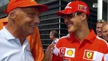 Michael Schumacher : le tendre hommage de son fils Mick Schumacher