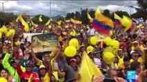 Egan Bernal, premier Colombien vainqueur du Tour de France