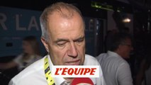 Lavenu «On termine le Tour sur une bonne note» - Cyclisme - Tour de France