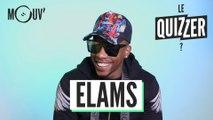 """Le Quizzer : Elams fait le test """"rap de Marseille"""""""