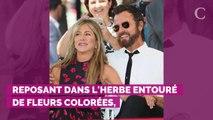 Jennifer Aniston et Justin Theroux réunis pour enterrer leur a...