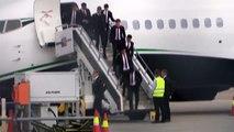 Man United touch down in Oslo ahead of pre-season friendly, Lukaku absent