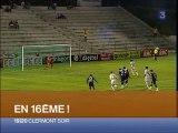 2007-10-06 - Résumé coupe de la Ligue AC Ajaccio-Clermont
