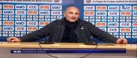 2014-12-16 - Résumé coupe de la Ligue AC Ajaccio-PSG (1-3) France 3 Corse
