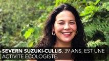 27 ans avant Greta Thunberg, cette adolescente se battait déjà pour l'environnement