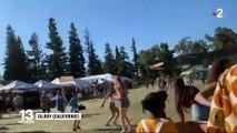 États-Unis : fusillade mortelle dans un festival californien