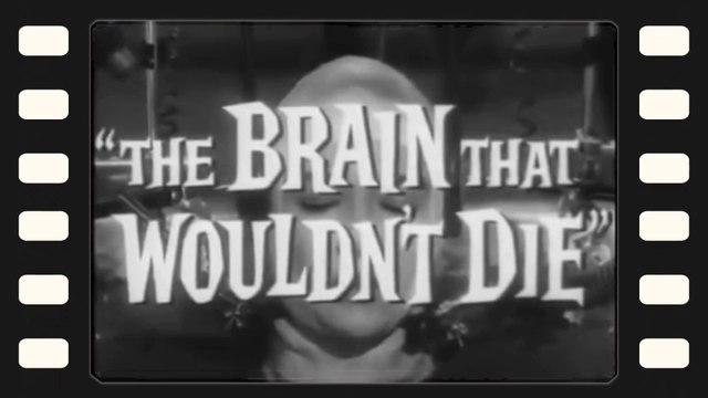 The Brain That Wouldn't Die - Vintage 1962 Movie Trailer