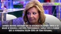 El lío de dinero (y secreto) que tiene a María Teresa Campos en guerra contra Edmundo Arrocet