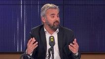"""S'il était ministre de l'Intérieur, Alexis Corbière, aurait """"tweeté au moins un message de soutien à la famille de Steve"""""""