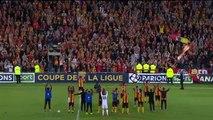 2017-08-08 Résumé Coupe de la Ligue RC Lens - AC Ajaccio (2-1)