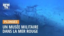 La Jordanie inaugure un musée militaire sous l'eau