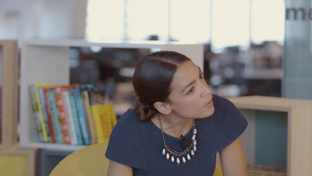 Alexandria Ocasio-Cortez & Cynthia Nixon on the Future of the Democratic Party
