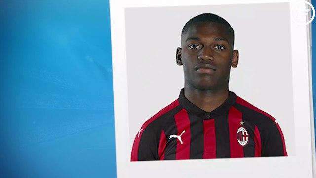 OFFICIEL : Rafael Leão s'engage au Milan AC