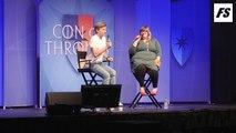Solo interview: Nikolaj Coster-Waldau (Jaime Lannister) at Con of Thrones